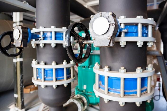 duurzame waterinstallatie