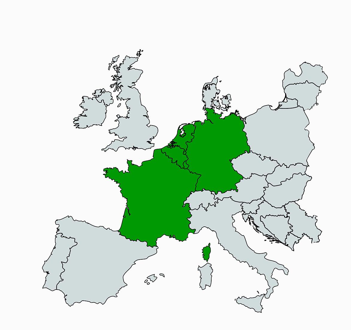 europese kaart